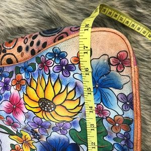 993b507fd21 biacci Bags   Hand Painted Purse Bag Festival Hippy Art   Poshmark